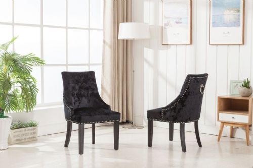 Kensington Black Dining Chair